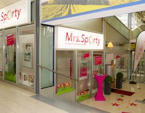 Mrs Sporty Stuttgart